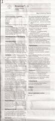 Proviron-25 Bayer инструкция-1 (вкладыш)