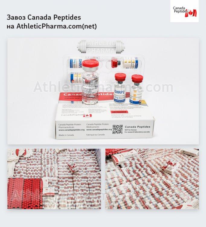 Пептиды из Канады (Canada Peptides)