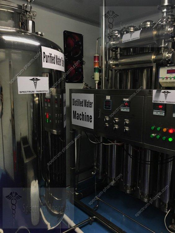 Spectrum-Pharma производство