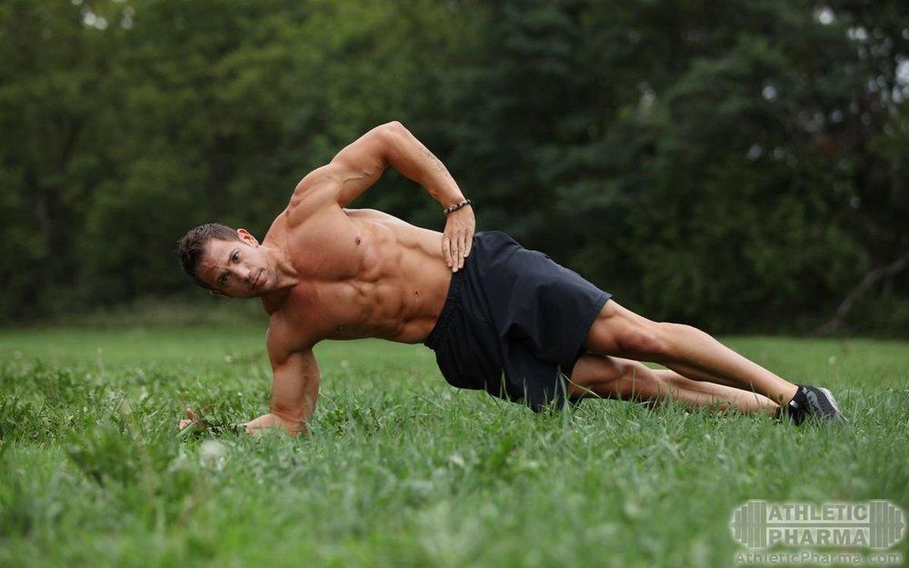 Тренировка на свежем воздухе