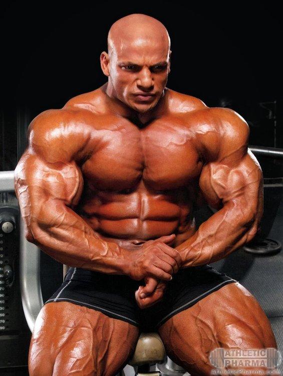 Мускулы Биг Рами