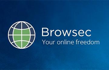 Логотип Browsec