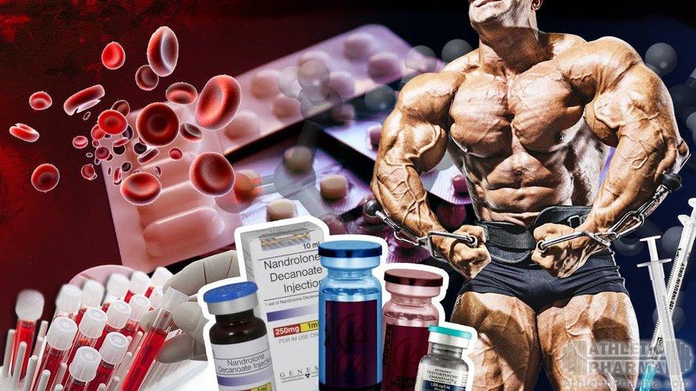Прием стероидов в бодибилдинге