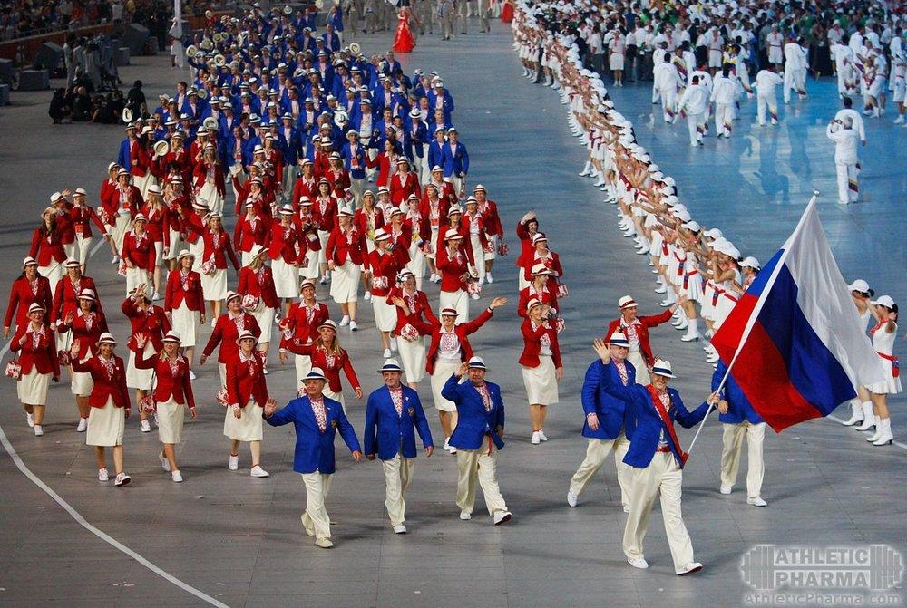 Сборная РФ на Олимпийских играх