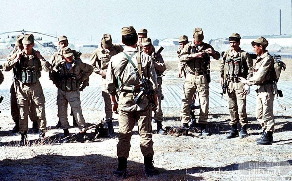 Военные СССР в Афганистане