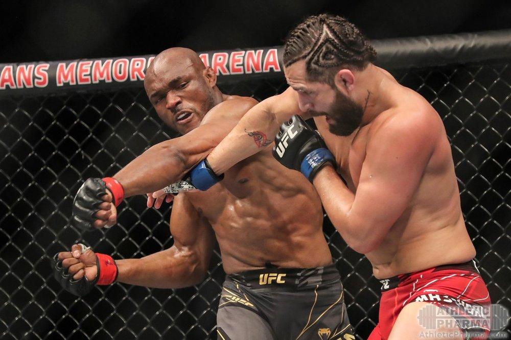 Усман нокаутировал Масвидаля (UFC 261)