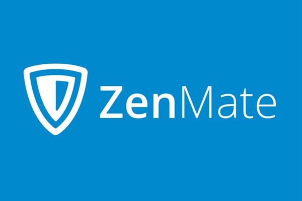 Логотип ZenMate