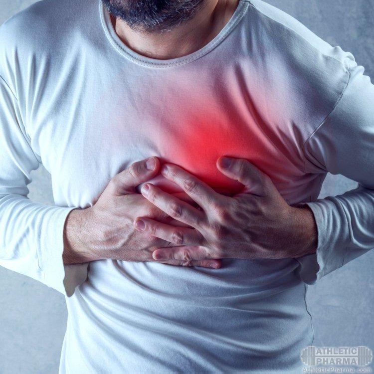 Боли в сердце